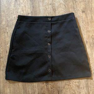 Lush Black skirt with POCKETS